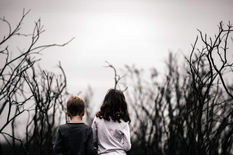 Hulpverlening en rouwtherapie Online. Ehealth hulp bij verlies rouw scheiding. Voor kinderen.